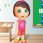Dora School Dressup