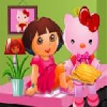 Decora Stanza Hello Kitty