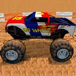 Monsters Wheels 3D
