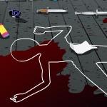 Restroom Murder Investigation