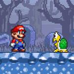 Super Mario Bros Star Scramble 2 Ghost Island